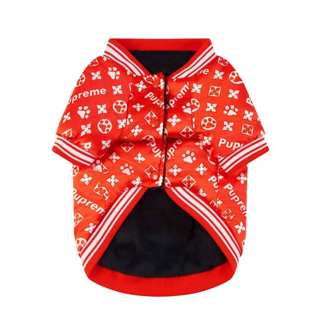 Red Paw Yorkshire Terrier Jacket • Yorkies Gram