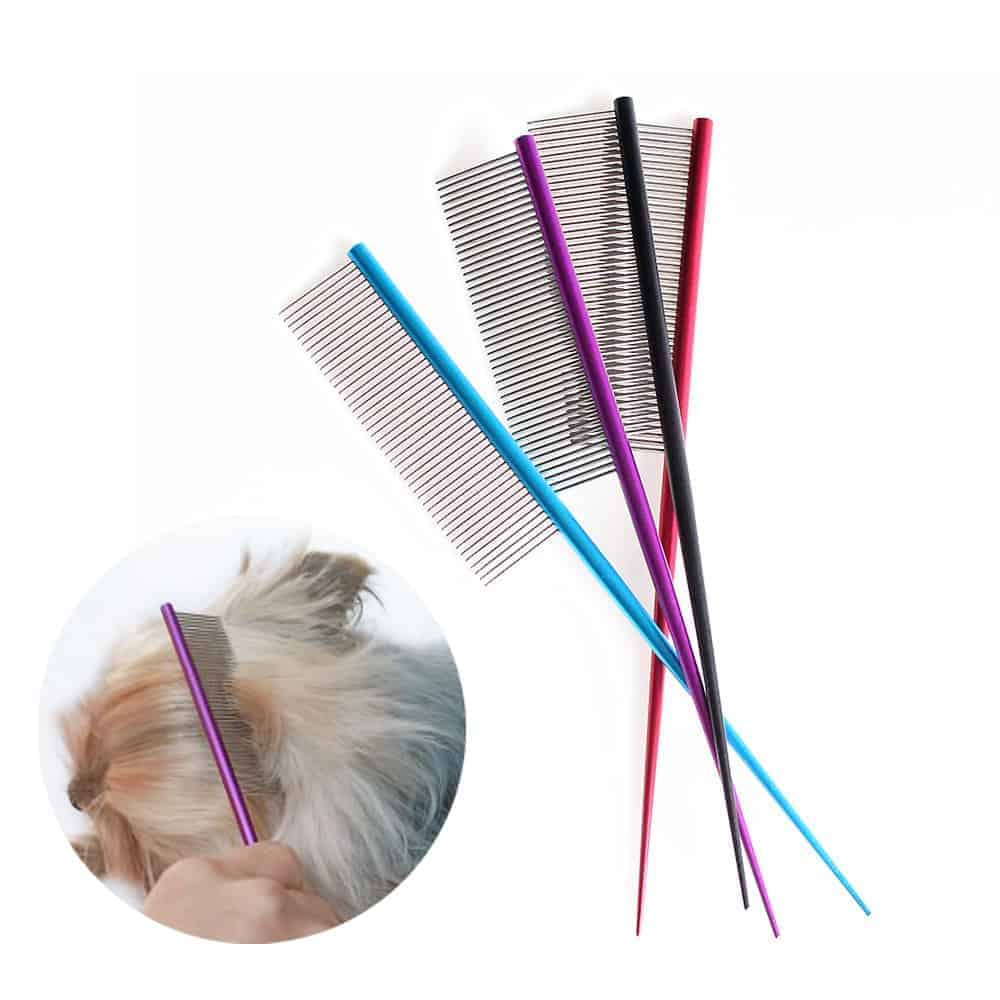 Sleek Comb for Yorkshire Terriers