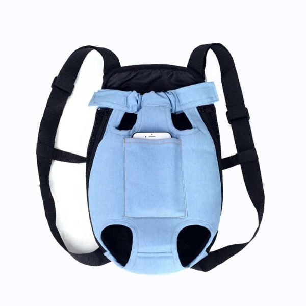 Pet Dog Carrier Backpack Outdoor Travel Products Breathable Shoulder Handle Bags for Small Dog Cat Chihuahua OT0037